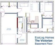 possible floor plan for 1 000 sq ft bungalow basement would