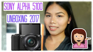 sony a5100 black friday sony a5100 unboxing 2017 youtube