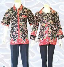 Baju Batik Batik 10 model baju batik terbaru paling populer 2018