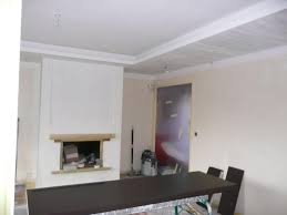 faux plafond design charmant staff decor plafond tunisie avec cuisine best images