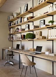 bureau bibliotheque un sacré loft à la cagne salons bureaus and lofts
