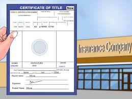 Vehicle Bill Of Sale Texas Template by How To Add A Spouse To A Car Title 9 Steps With Pictures