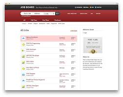 Resume For Board Of Directors 20 Best Job Board Themes And Plugins For Wordpress 2017 Colorlib
