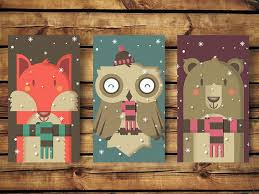 brown christmas cards christmas card design 15 best exles