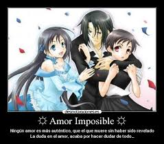 Imagenes De Amor Imposible Anime | amor imposible desmotivaciones