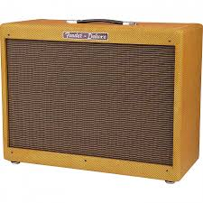 rod deluxe cabinet fender hotrod deluxe lacquered tweed 1x12 guitar speaker cab for