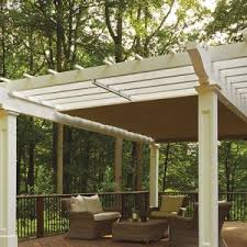Patio Furniture Canopy Exterior Stunning Retractable Pergola Canopy For Backyard Or