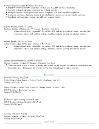 Family Nurse Practitioner Resume Examples by Nurse Practitioner Resume Service Corpedo Com