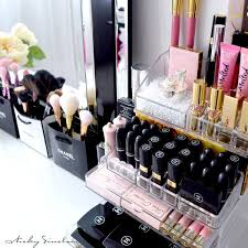 hair and makeup storage 47 best makeup organization images on makeup