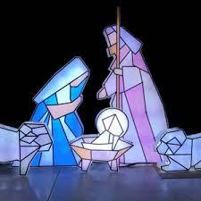 jolt lighting llc shop light graphix nativity scene