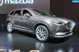 new mazda suv 2016 mazda cx 9 suv new color hd car wallpapers