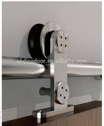 Barn Door Roller Heavy Duty Sliding Door Roller Stainless Steel 304 Wood Sliding