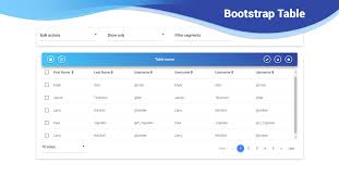 table layout material design android bootstrap table exles tutorial basic advanced usage