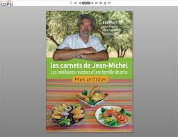 cuisine de jean les carnets de cuisine de jean michel présenté par jean michel