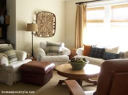 fall decorating u2013 living room and layered rugs u2013 home spun style