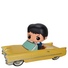 scarface cadillac scarface 1963 cadillac car pop vinyl vehicle with figure pop in