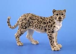 snow leopard ornament leonardo cat snow leopard ornaments