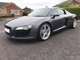 Audi R8 Grey - 2008 audi r8 4 2 v8 r tronic in daytona grey over 18 5k u0027s worth