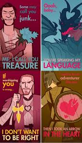 Kingdom Hearts Kink Meme - i heart skyrim valentine s day cards