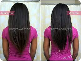 how to trim relaxed hair 16 best relaxed hair images on pinterest relaxed hair hair care