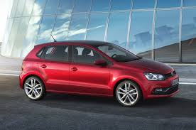 updated 2014 volkswagen polo unveiled automobile magazine