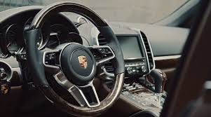 The New Porsche Cayenne Interior Design Youtube