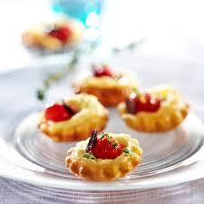 recherche recette de cuisine mini tartelettes provençales cooklook photo recette cuisine et