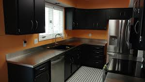 Stainless Steel Kitchen Countertops Images Of Stainless Steel Countertops Image Gallery Stainlessnc Com