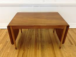 beech extending dining table images mid century teak and beech extending dining table by børge