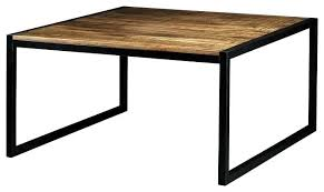Square Wood Dining Tables Remarkable Modern Rustic Block Pedestal Square Dining Square Wood