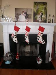 decor u0026 tips stocking holders for fireplace and personalized