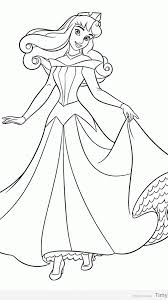 princess sleeping beauty coloring pages timykids
