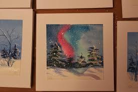 framed greeting cards keiu kuresaar kunstnik ja õpetaja artist and christmas