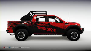 Ford Raptor Truck Bed - forza horizon 2 2013 shelby ford f 150 svt raptor youtube