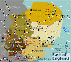 Norwich University Map East Of England U2013 Travel Guide At Wikivoyage