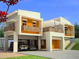 novel modern concrete house plans modern tropical house