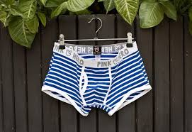 new stripe s stretched cotton contrast trunk boxer