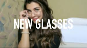 What Is Legally Blind Prescription Glasses Embracing My Legal Blindness My New Glasses Youtube