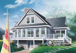 Walk Out Basement House Plans Walkout Basement Home Plans So Replica Houses