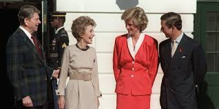 Prince Charles Princess Diana Prince Charles Wrote To Nancy Reagan About Diana Prince Of Wales