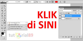 membuat teks berjalan menggunakan html cara mudah membuat tulisan berkedip di photoshop video tutorial89