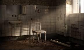 abandoned mental hospital room abandoned hospital ii by
