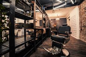Loft Interior Loft Interior Barbershop Beautyshop Barber Shop Pinterest