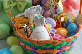 eater baskets easter basket of goodies hip foodie