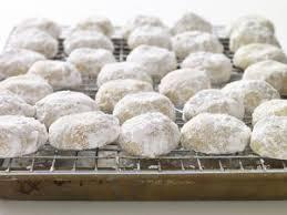 wedding cookies pati jinich mexican wedding cookies