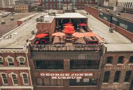 top bars in nashville tn george jones museum and rooftop bar a nashville tn bar