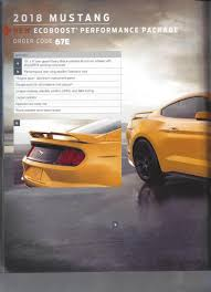 ford supercar interior 2018 ford mustang order guide companion details carbon sport
