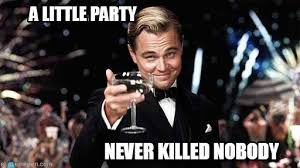 Party Memes - a little party congratulations meme on memegen