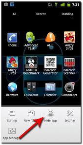 how to hide an app android how to hide apps or on android phone