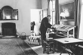 the libraries of 15 famous men disraeli desks and standing desk